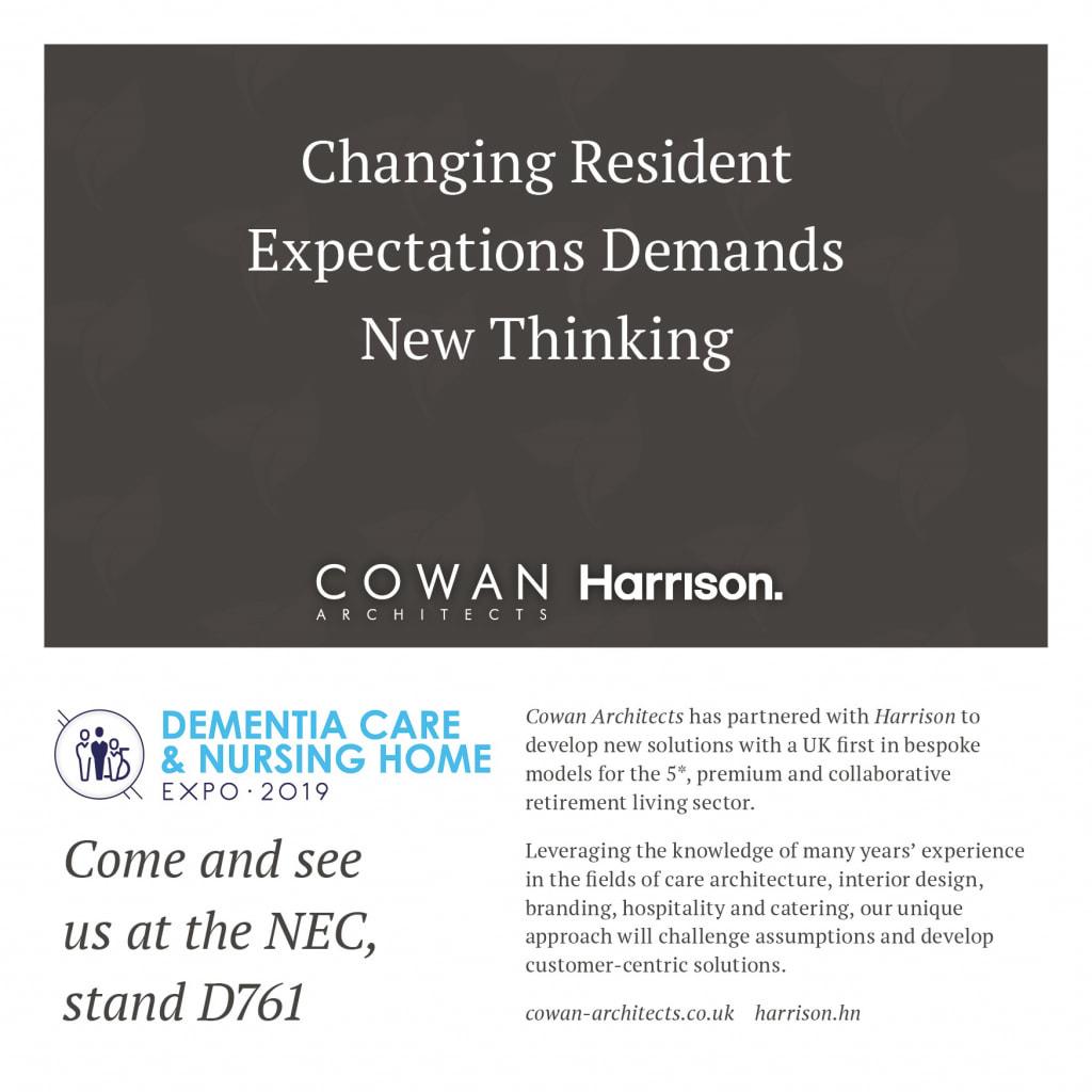 Dementia Care Nursing Home invite