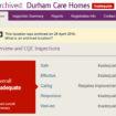 Durham Care Homes