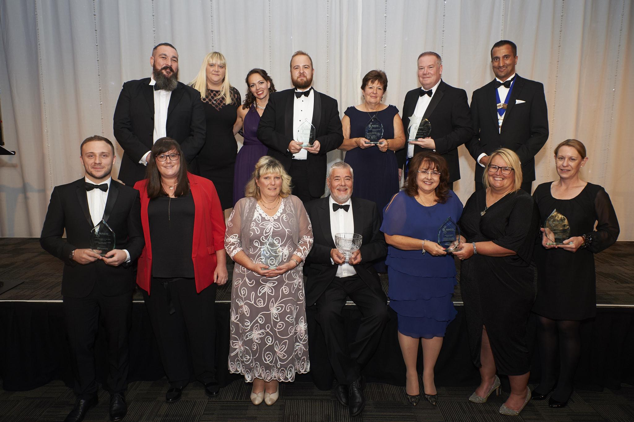 NACC Awards 2018 – winners group (002)