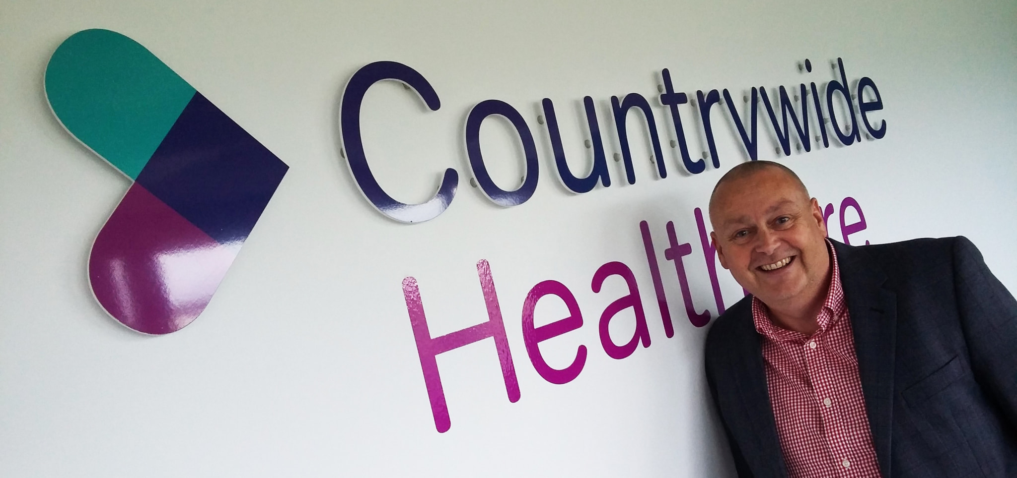 Alastair Kitching Managing Director Countrywide Healthcare