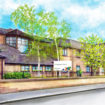 Artist's impression of Exemplar Health Care St Andrew's Court press