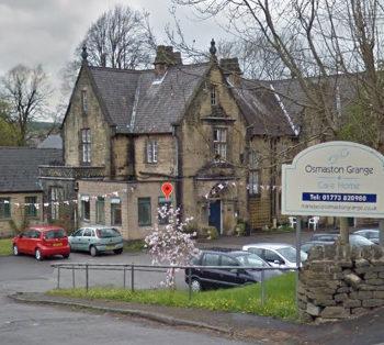 Osmaston Grange