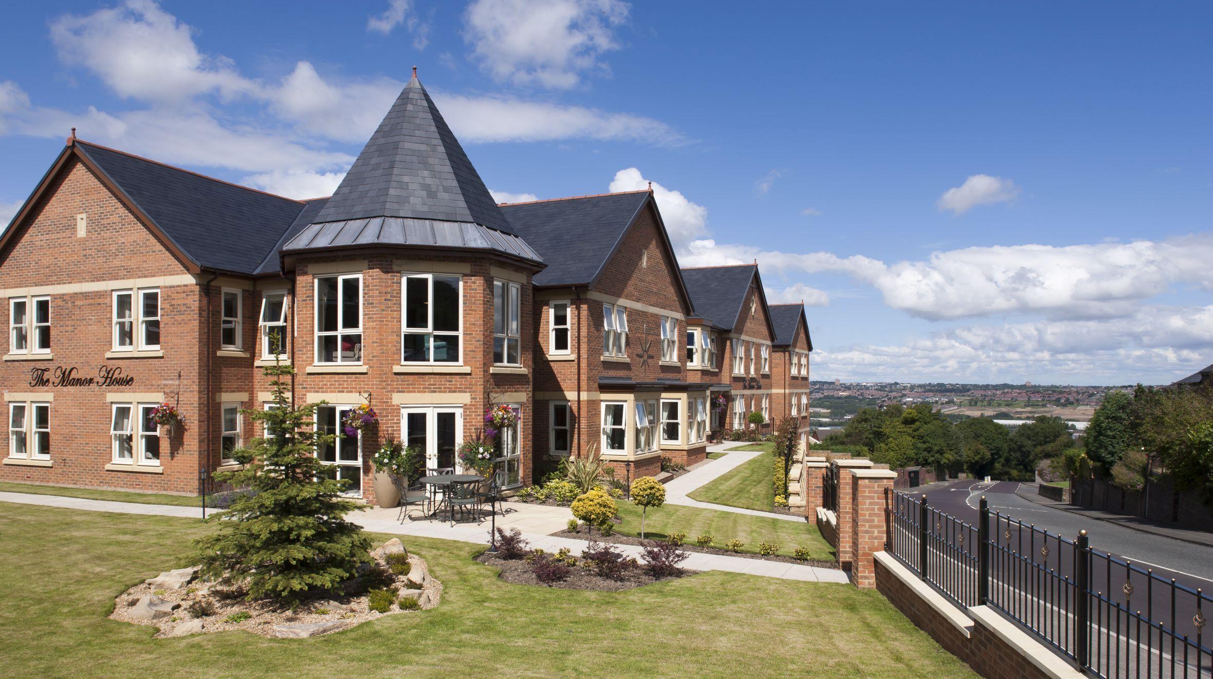 The Manor House Whickham KM-HHG