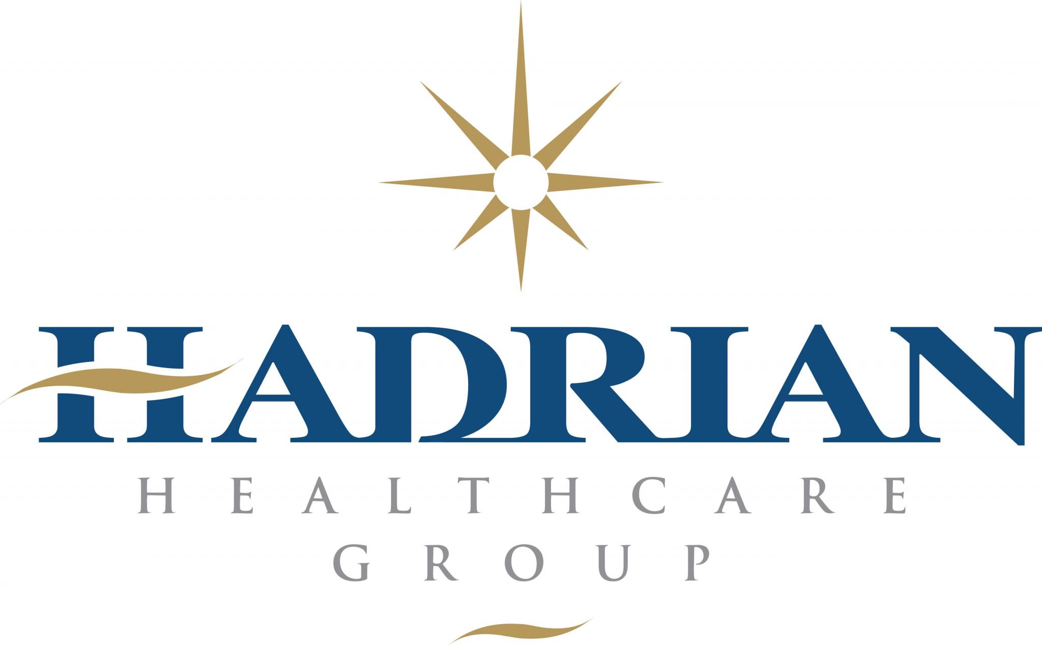 Hadrian Healthcare Group Logo RGB GrafikM