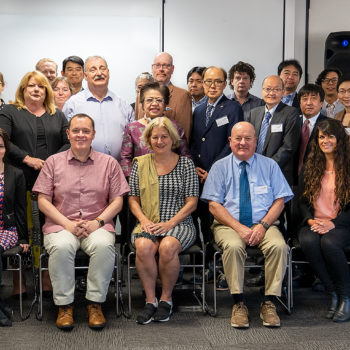 ISO conference in Sydney