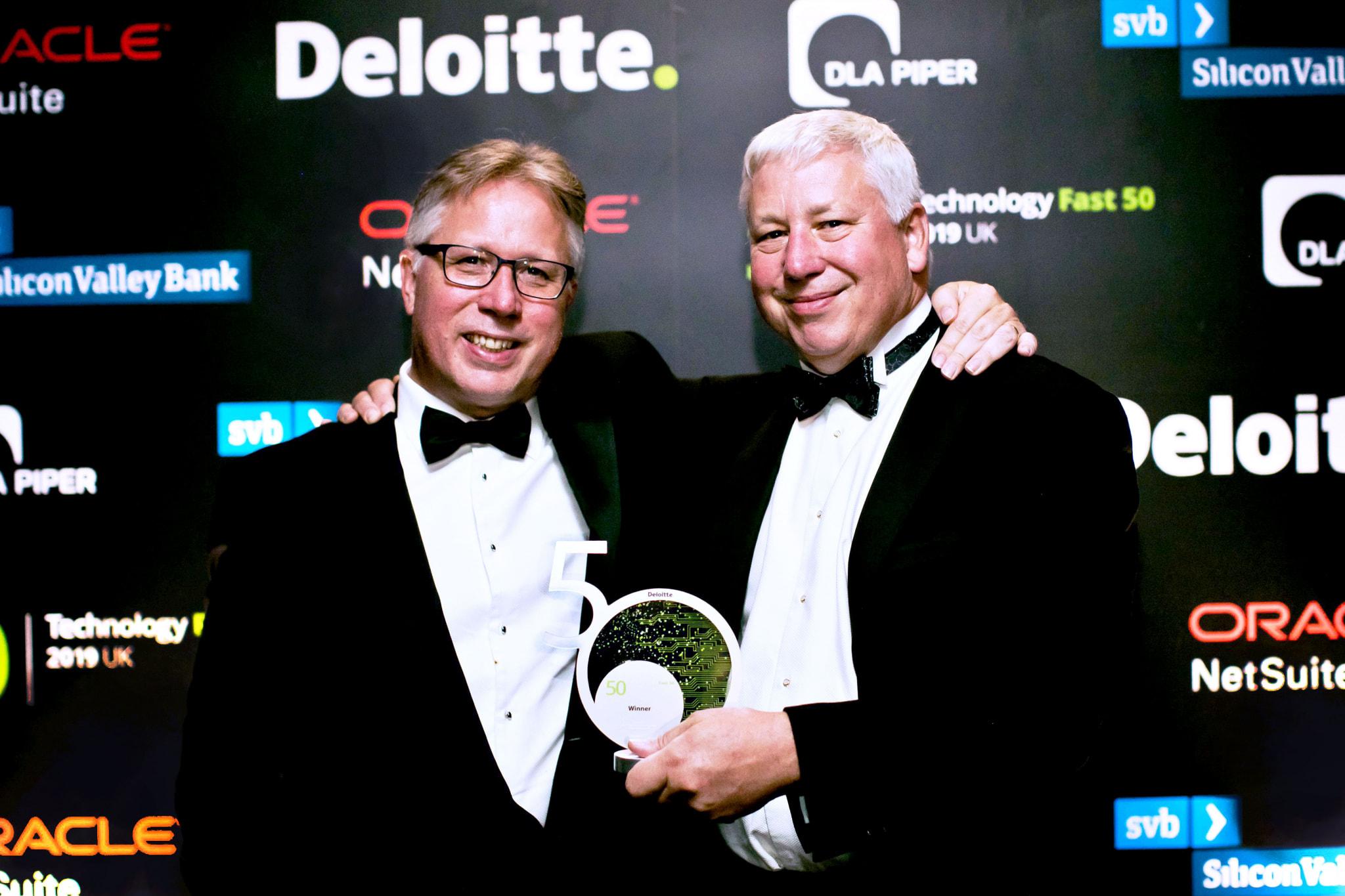 Simon Papworth_Jonathan_Papworth – Deloitte award