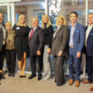 Willie Thorne with Sanders Senior Living Management Team