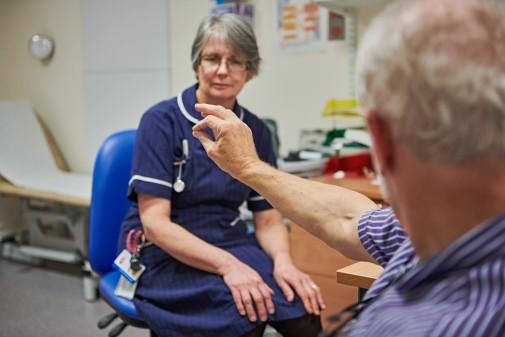 Parkinsons-Nurse
