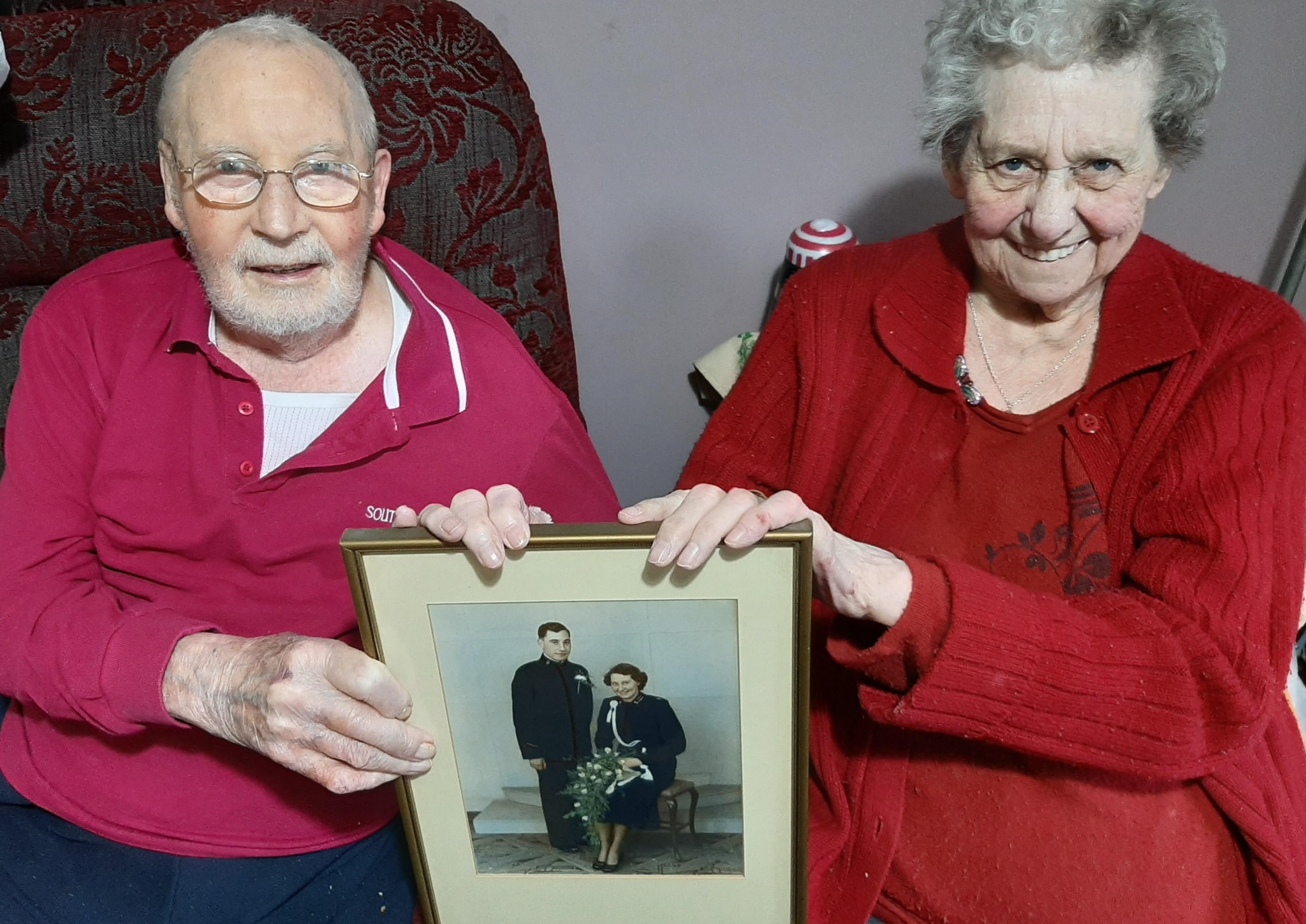 Robert and Sheila Paulson from Annesley Lodge (002)