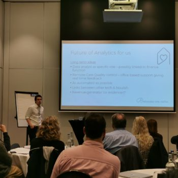 Analytics Forum- Michael Blackadder