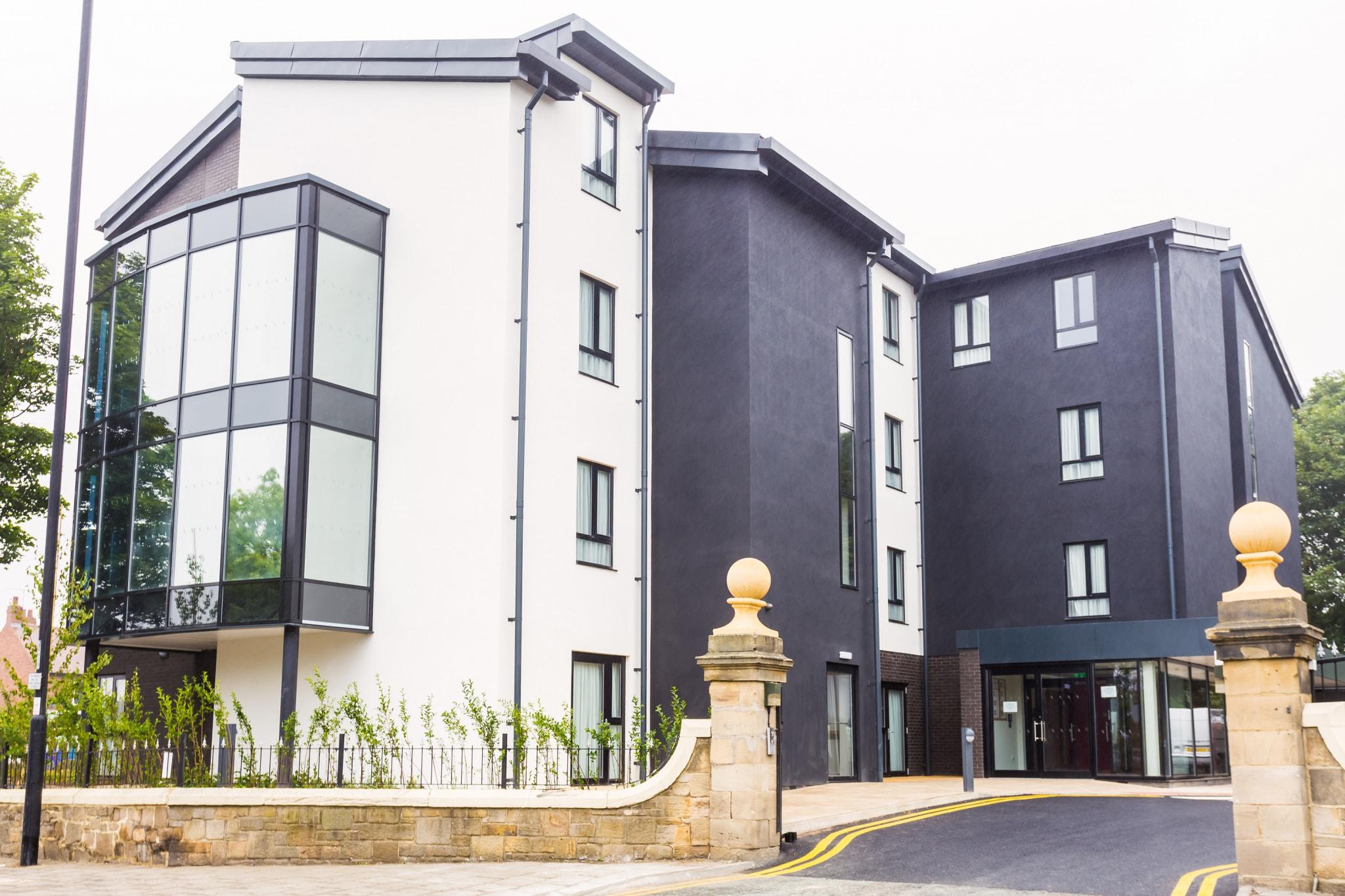 Ashton Court Care Home in Fenham