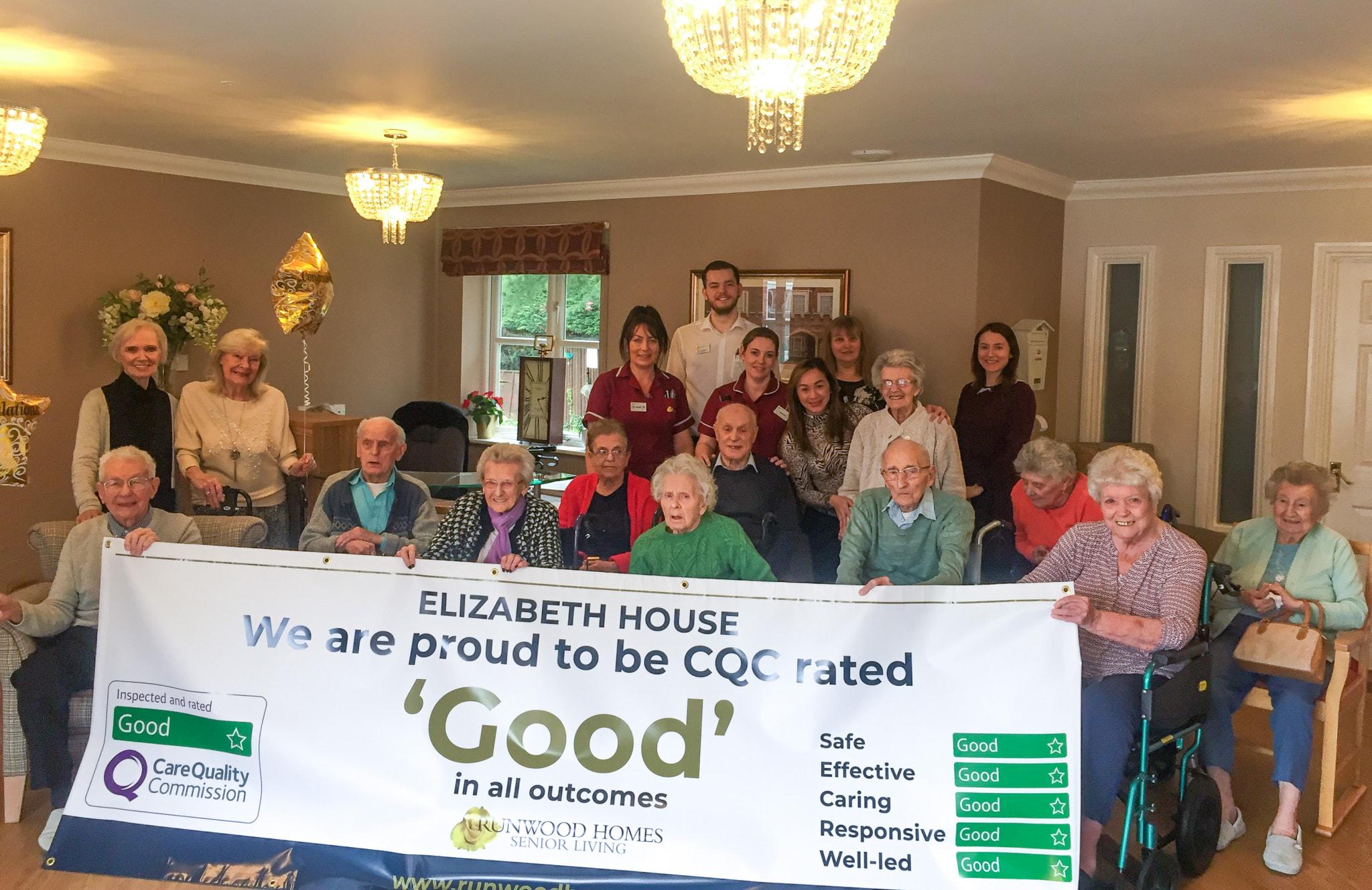 Elizabeth House Good CQC