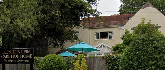 Blenheim Care Home