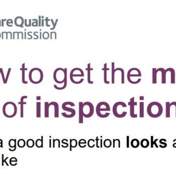 CQC inspection