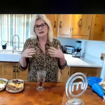 Signature Care Homes – Jane Devonshire Signature Knickerbocker Glory Challenge