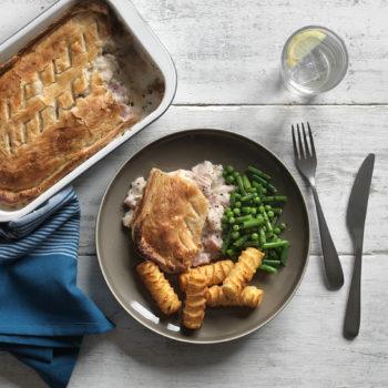 324437 Chicken Ham Pie
