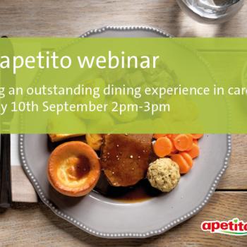 Dining experience webinar