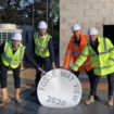 Bingham Fosse Way View care home topping out Photo 13-10-2020 09 55 50 – smaller