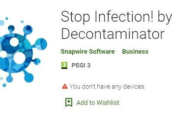 Decontaminator