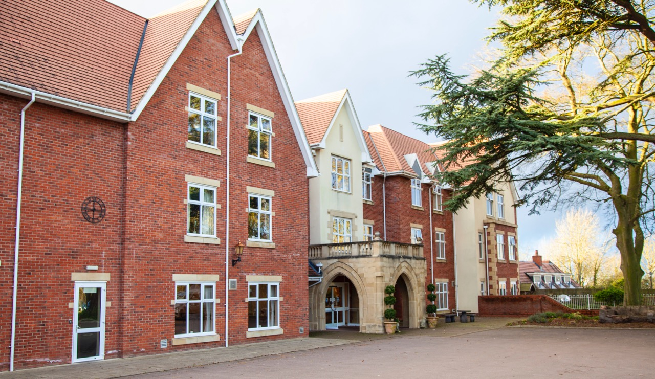 Foxholes Care Home
