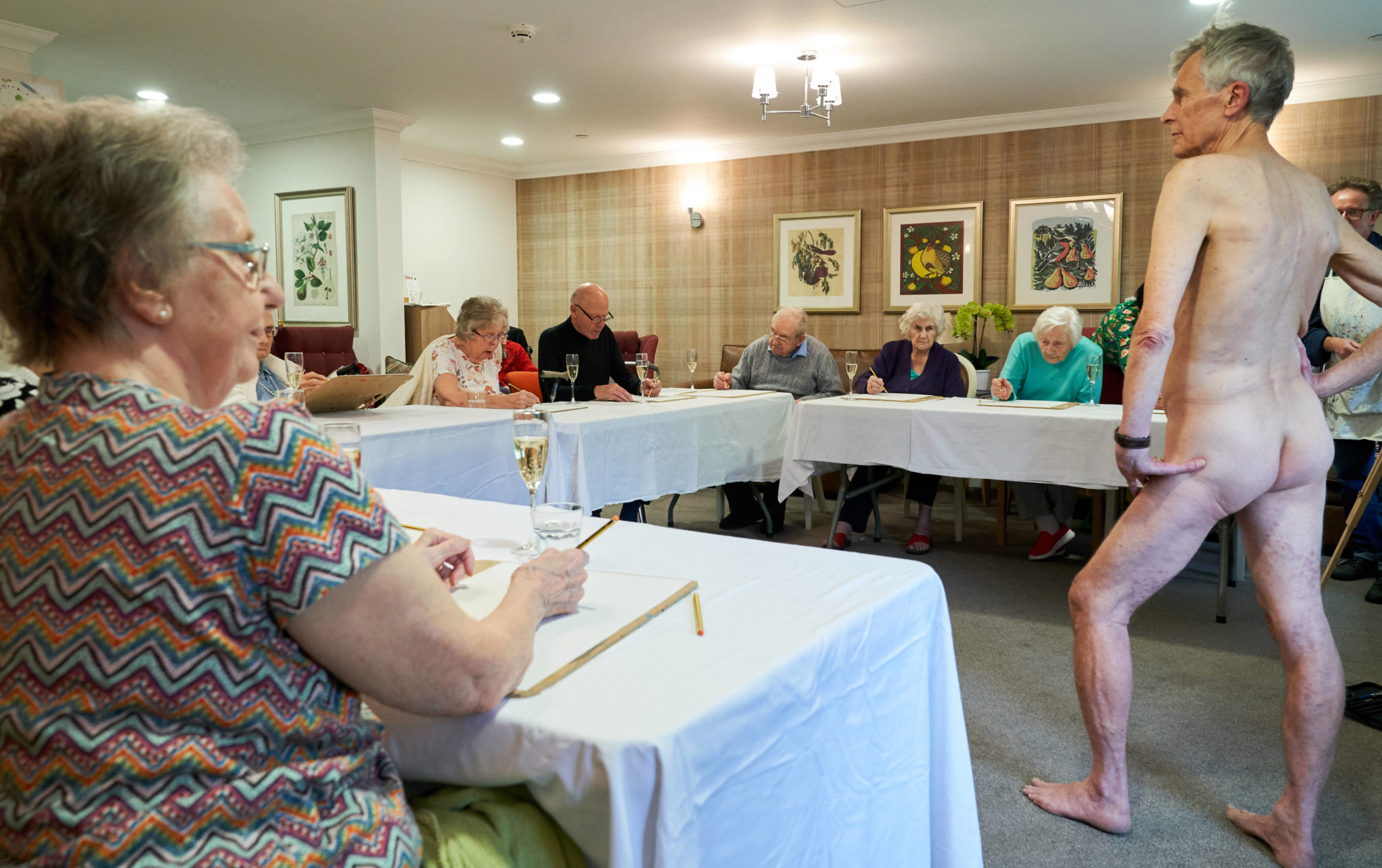 Residents at Sherwood Grange made sure to include the finer details of t.._ (002)