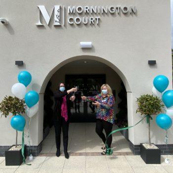 Mornington Court Ribbon Cutting