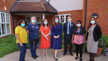 Care Minister visit 5